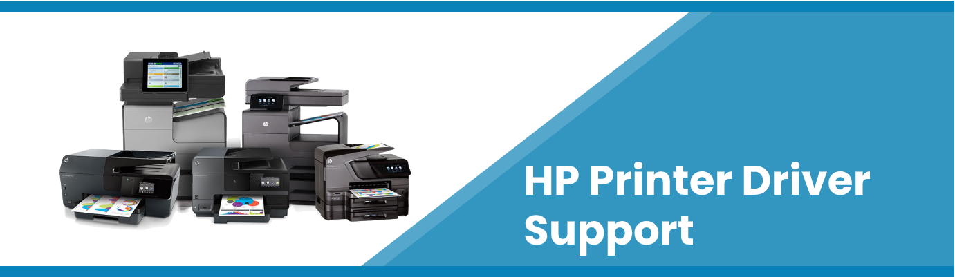 HP printer driver support