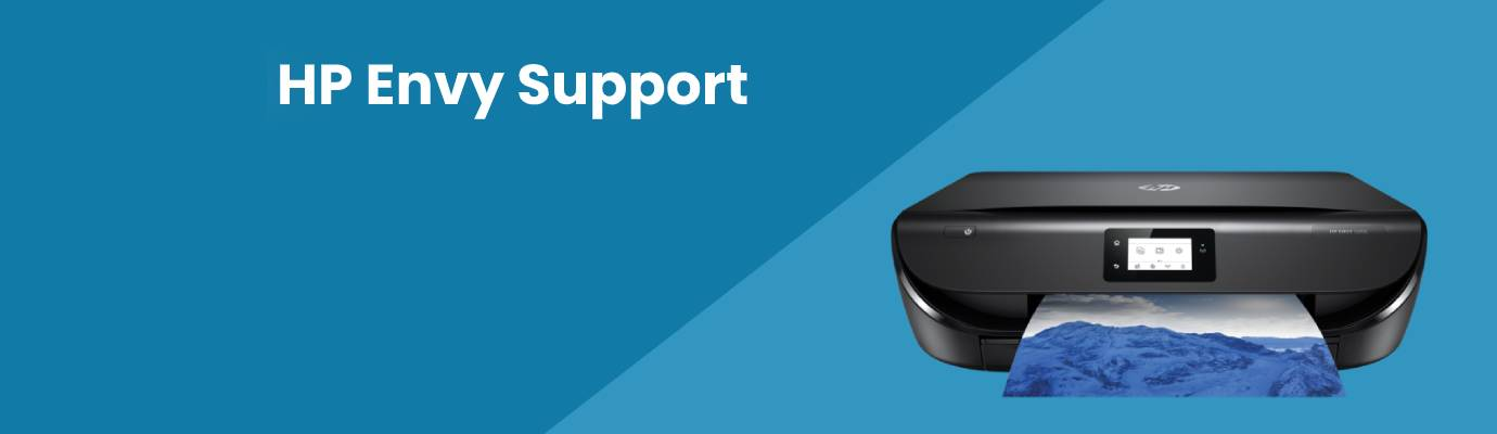 hp envy support